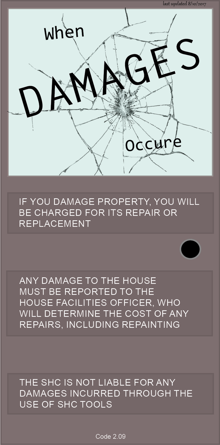 Damages Policy