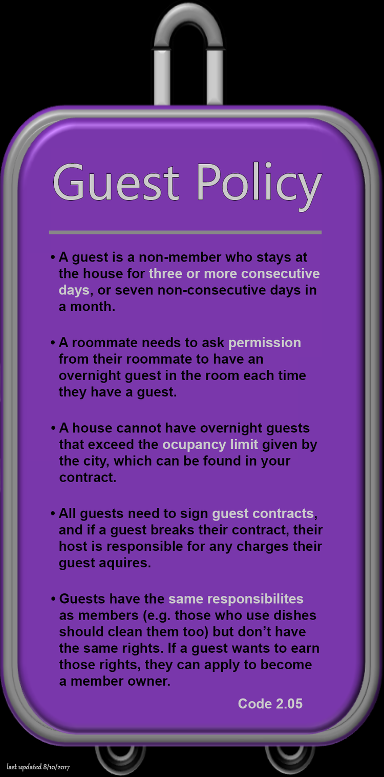 Guest Policy