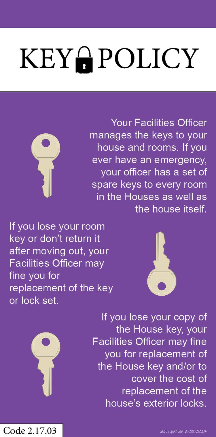 Key Policy